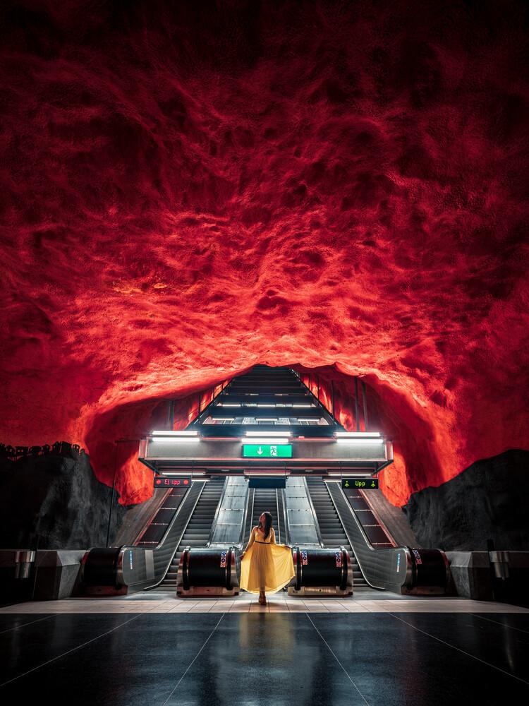 from hell - fotokunst von Dimitri Luft