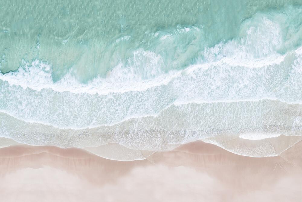 Aerial Ocean - Fineart photography by Kathrin Pienaar