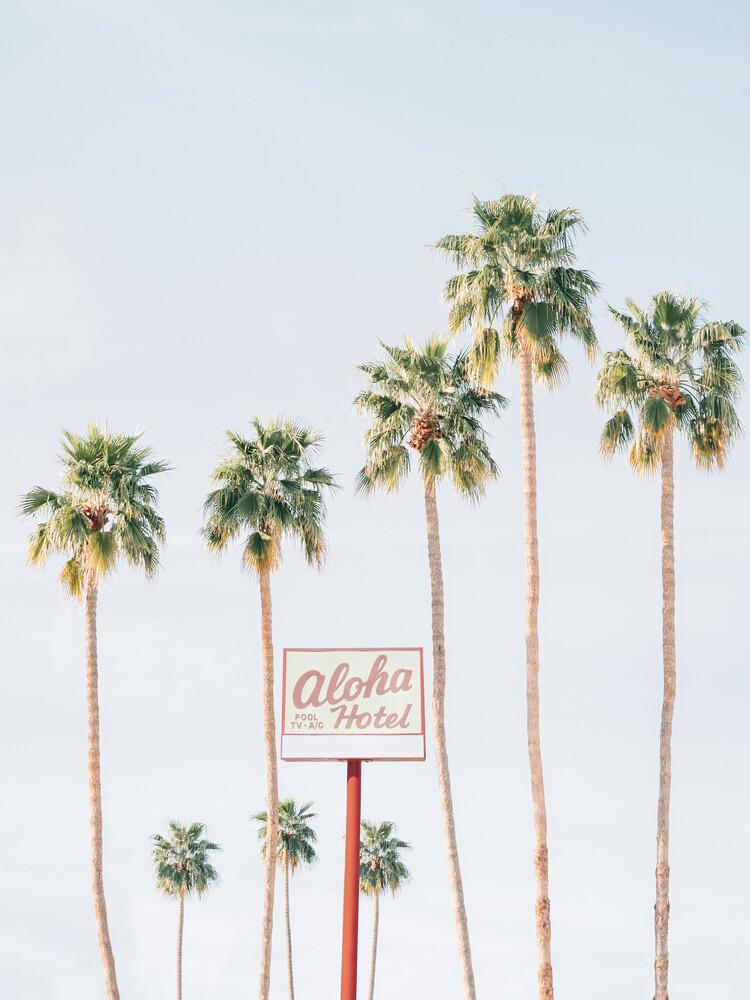 Aloha - fotokunst von Kathrin Pienaar