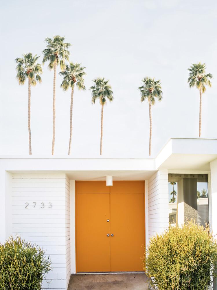 Palm springs - fotokunst von Kathrin Pienaar