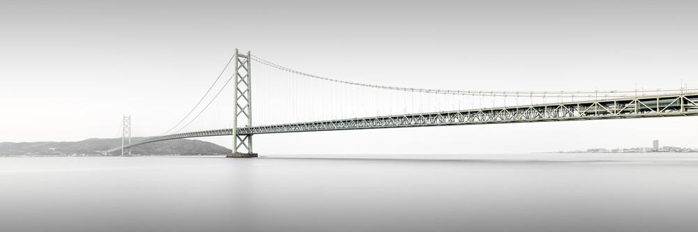 Akashi-Kaikyo-Bridge II   Japan - Fineart photography by Ronny Behnert