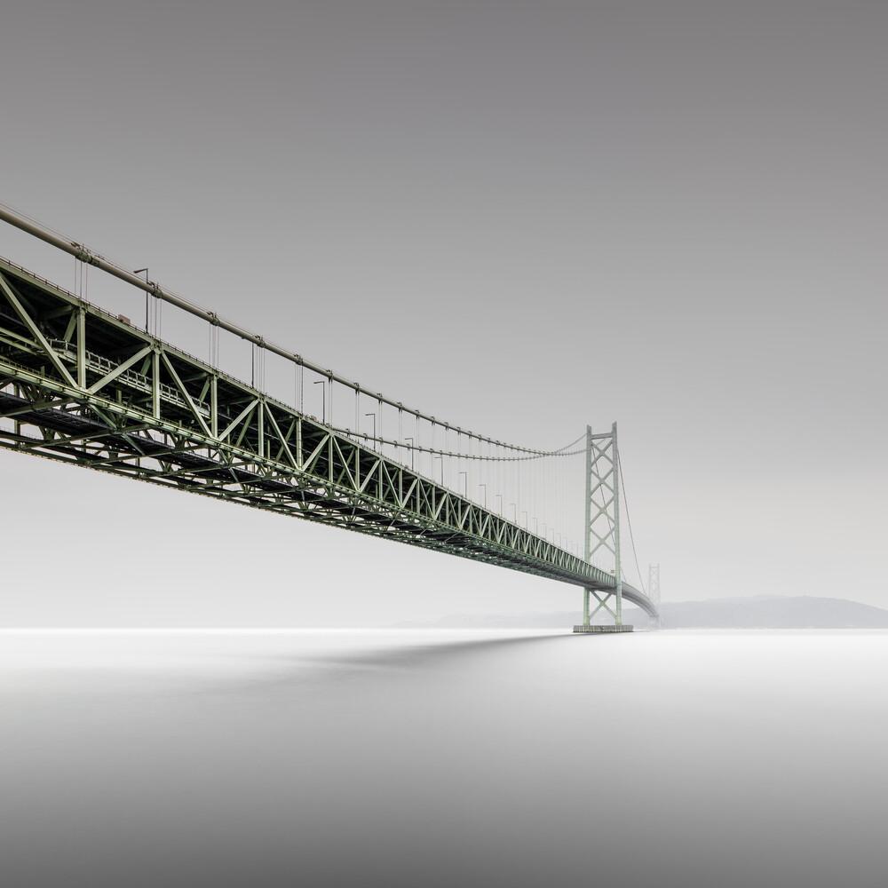 Akashi-Kaikyo-Bridge | Japan - Fineart photography by Ronny Behnert