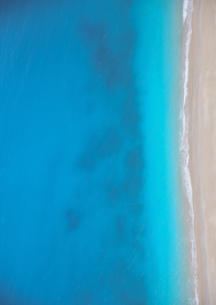 Ionian Sea - Fineart photography by Shot By Clint