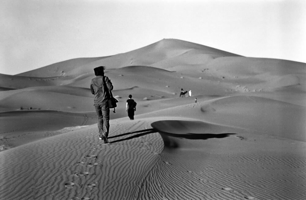 Düne - fotokunst von Wolfgang Filser