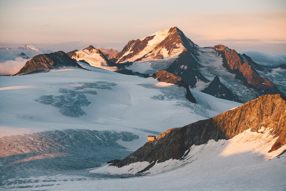 Oetztaler Alpen - Fineart photography by Roman Königshofer
