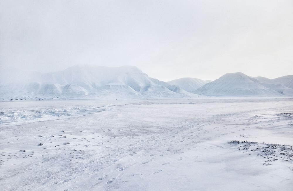 Spitzbergen - Fineart photography by Victoria Knobloch