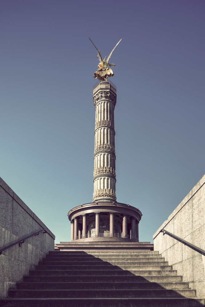 Berlin 2020 No. 4 - fotokunst von Michael Belhadi