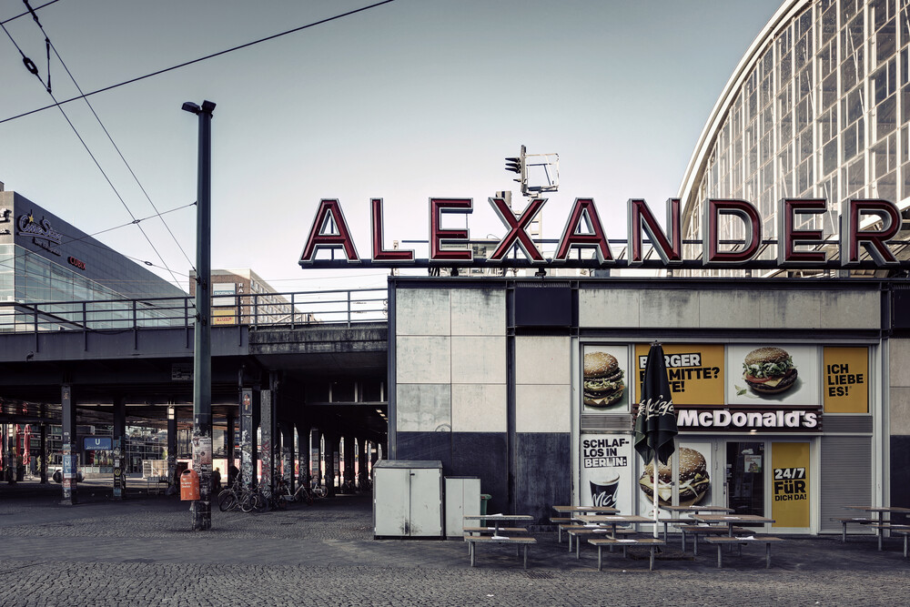 Berlin 2020 No. 16 - fotokunst von Michael Belhadi
