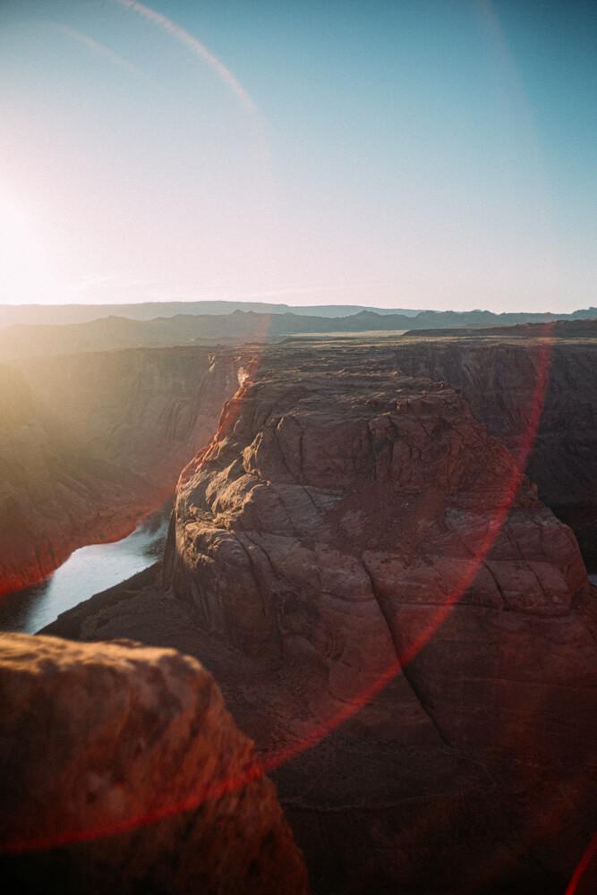 Grand Canyon - fotokunst von Sebastian Trägner