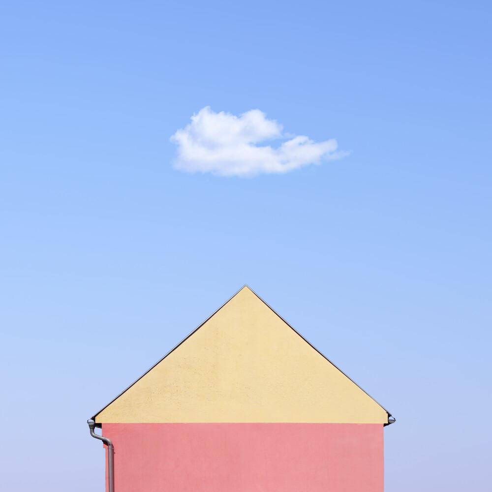 Ice Cream House - fotokunst von Rupert Höller