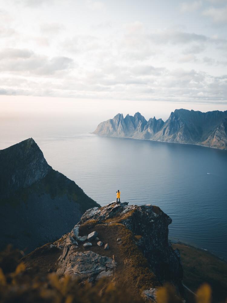 Arctic Mountains - fotokunst von Philipp Pablitschko
