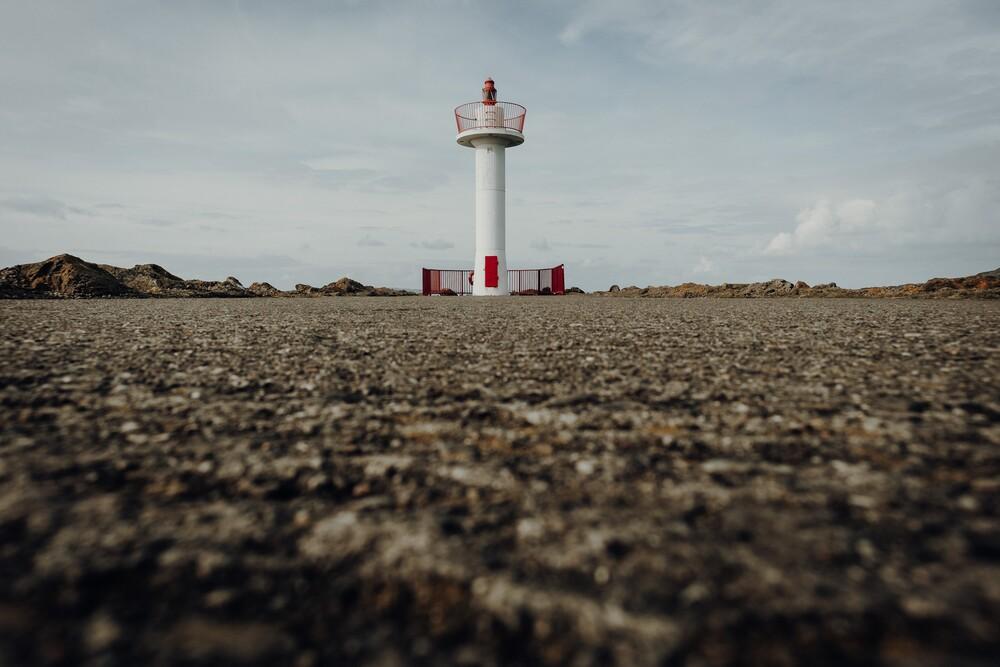 leuchtturm - fotokunst von Florian Paulus