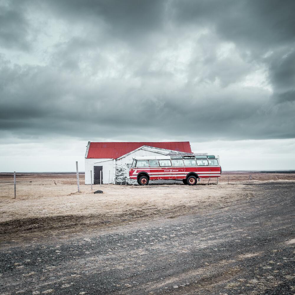 Heimfahren - Heimförin - fotokunst von Franz Sussbauer