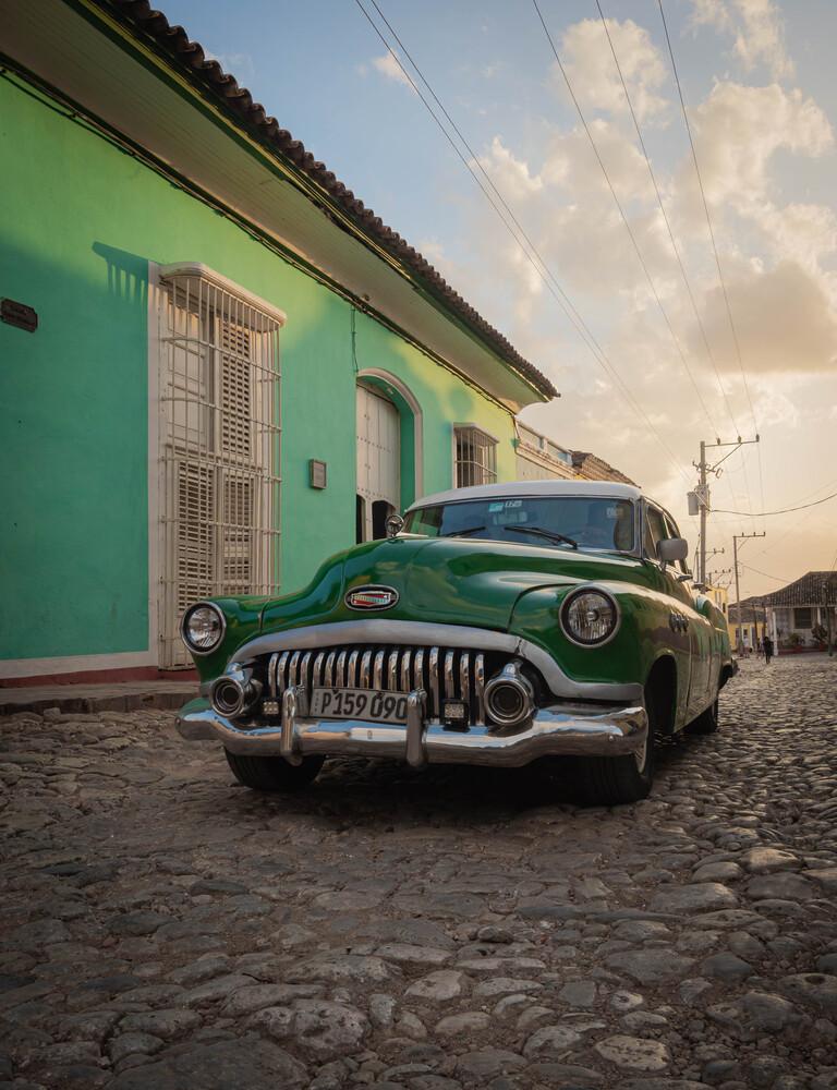 Drive into the Sunset - fotokunst von Phyllis Bauer
