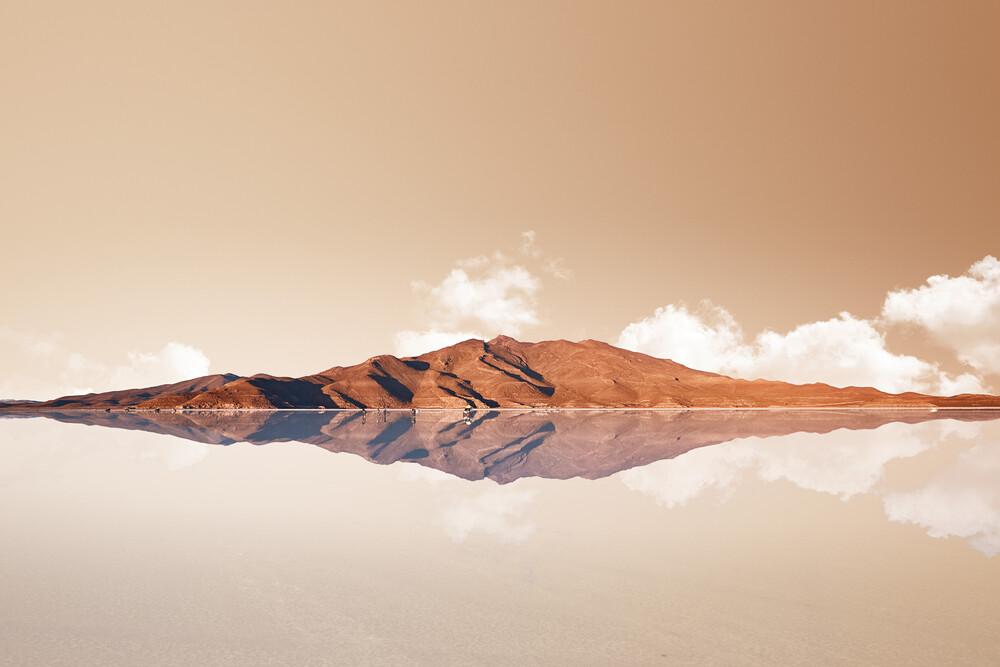 Morning Mirror - fotokunst von Matt Taylor