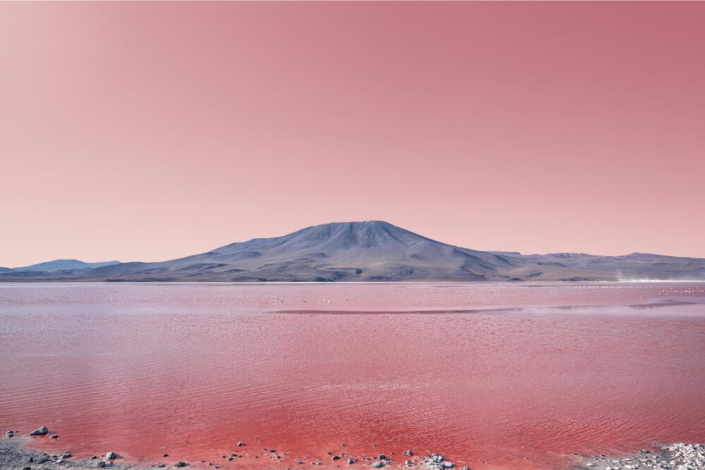 Crimson Lagoon - Fineart photography by Matt Taylor
