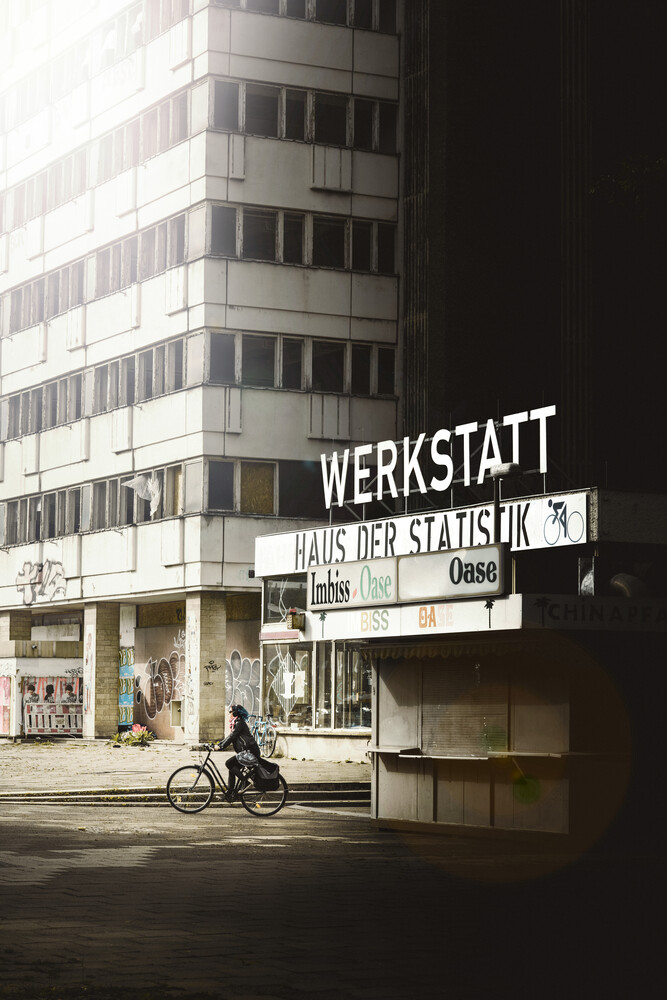 Werkstatt - fotokunst von Tillmann Konrad