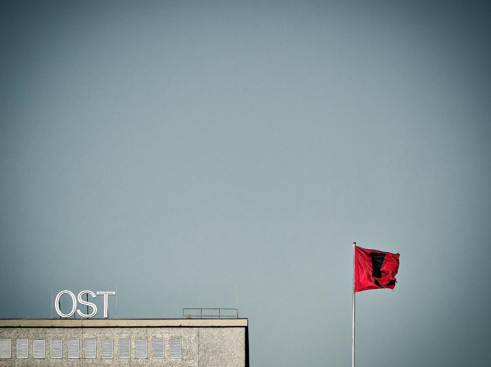 Ost - fotokunst von Klaus-peter Kubik
