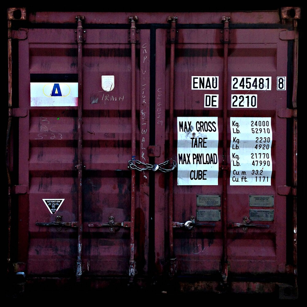 container love | violett - fotokunst von Florian Paulus