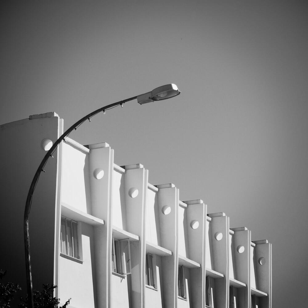 lamp post south africa (6)  - fotokunst von Eva Stadler