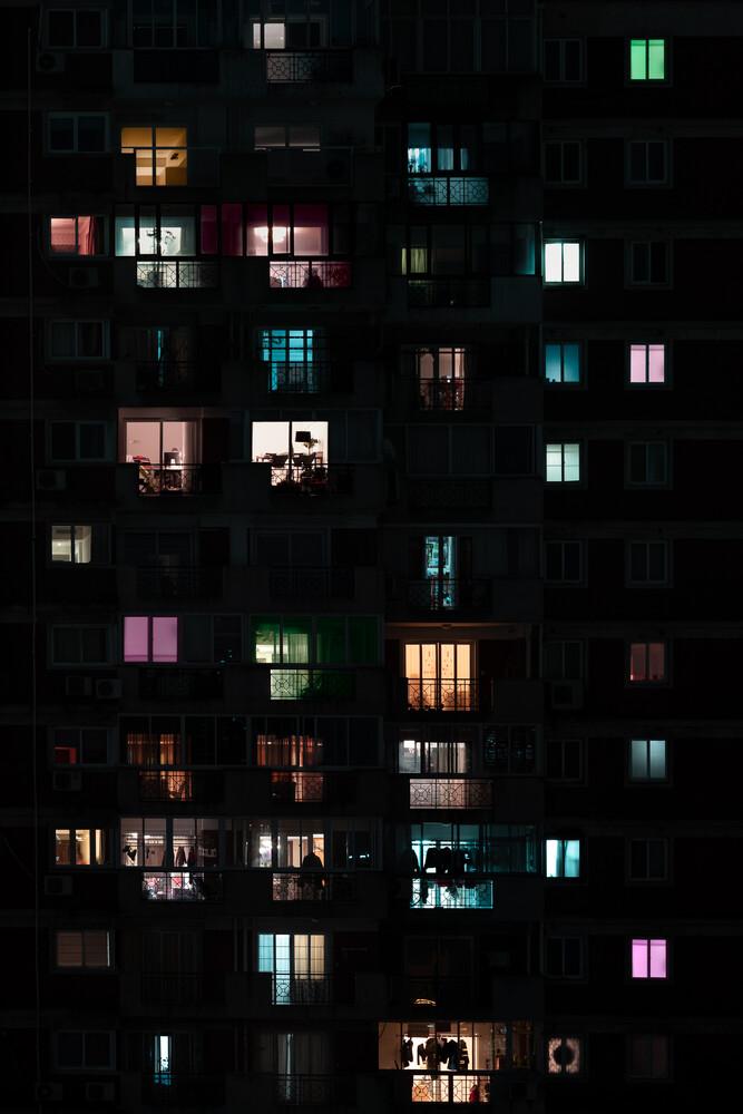 Shanghai Lockdown - Fineart photography by AJ Schokora
