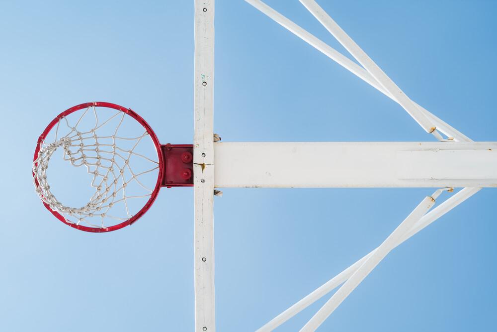 Hoop Dreams - Fineart photography by AJ Schokora