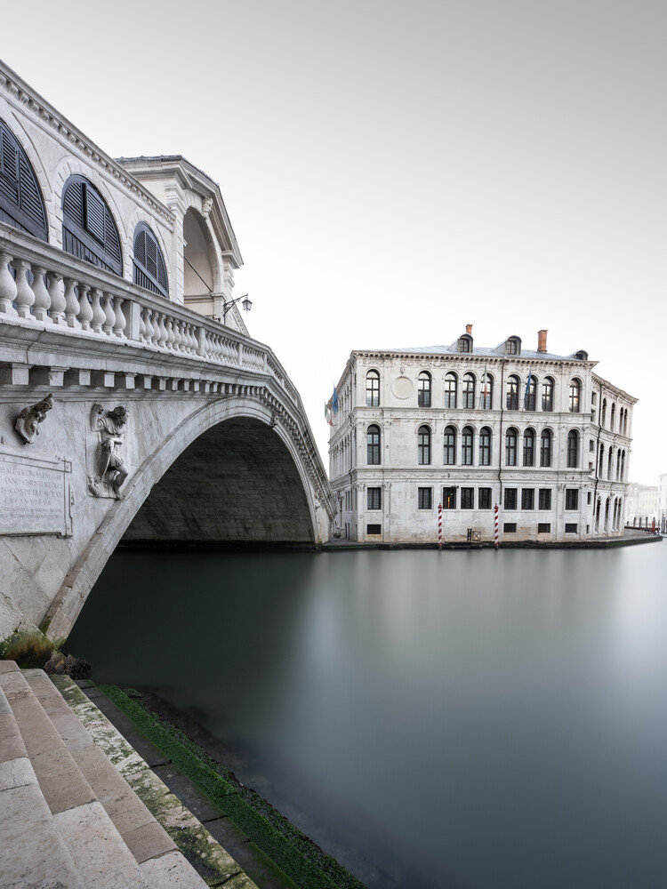 Ponte di Rialto Venedig - Fineart photography by Ronny Behnert