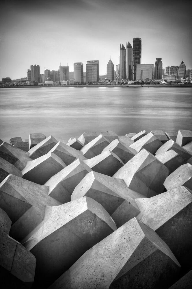Qingdao - fotokunst von Stephan Opitz
