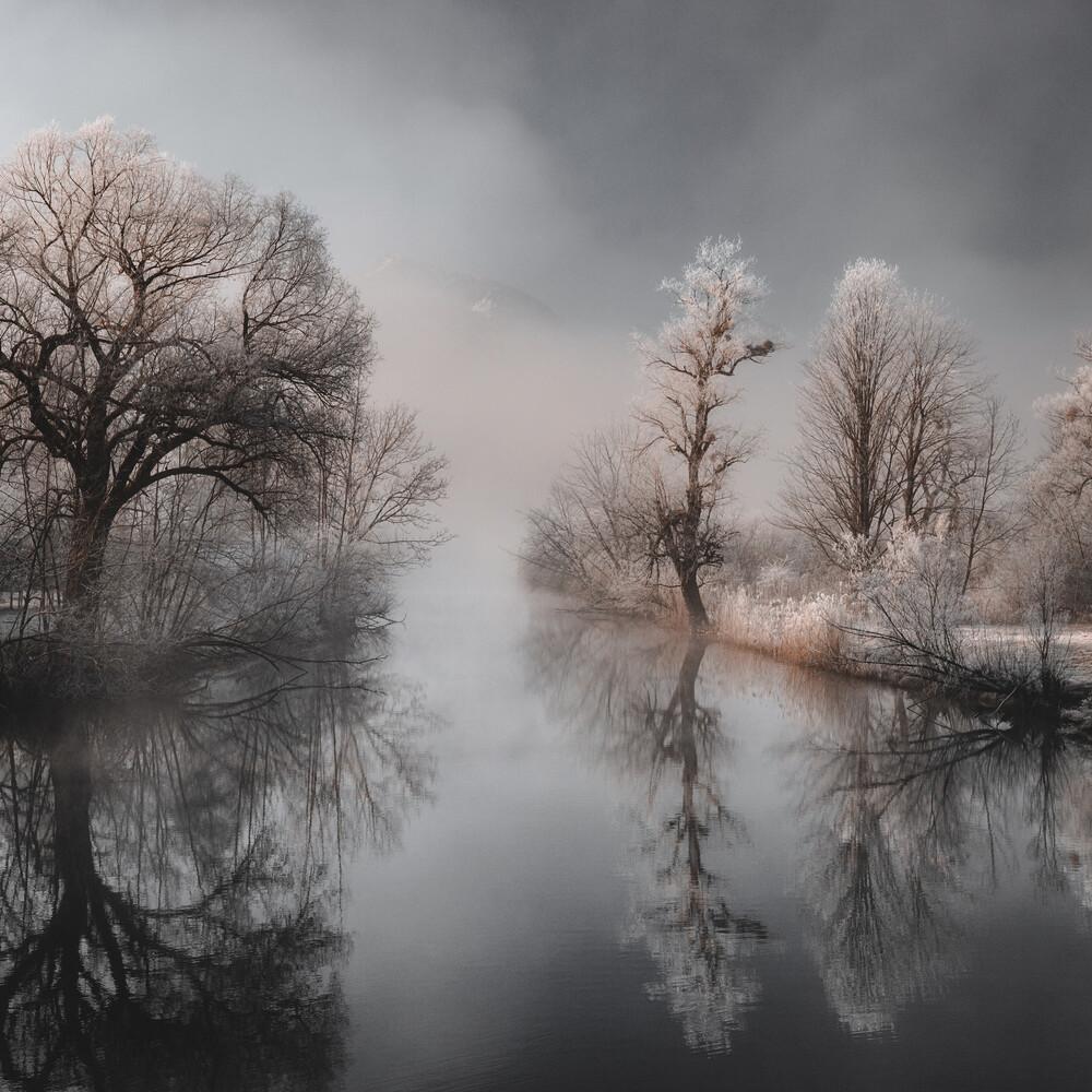 Magie am Wasser II - fotokunst von Franz Sussbauer