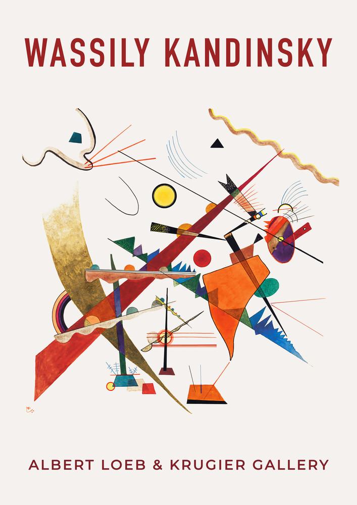 Wassily Kandinsky - Albert Loeb & Krugier Gallery - Fineart photography by Art Classics