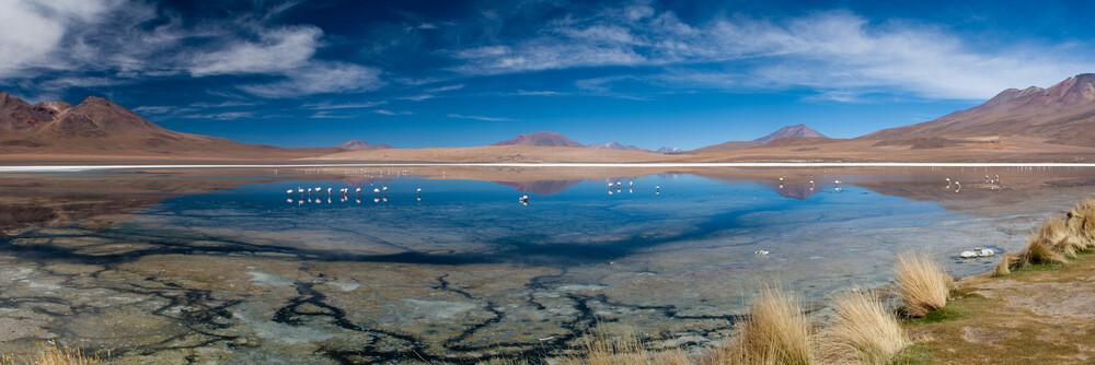 Laguna Hedionda - fotokunst von Mathias Becker