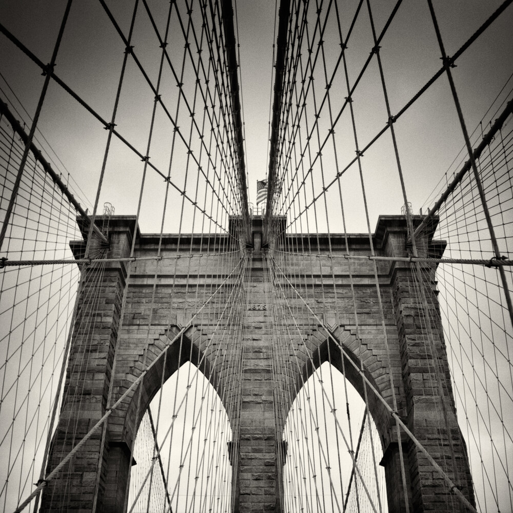 New York City - Brooklyn Bridge - Fineart photography by Alexander Voss