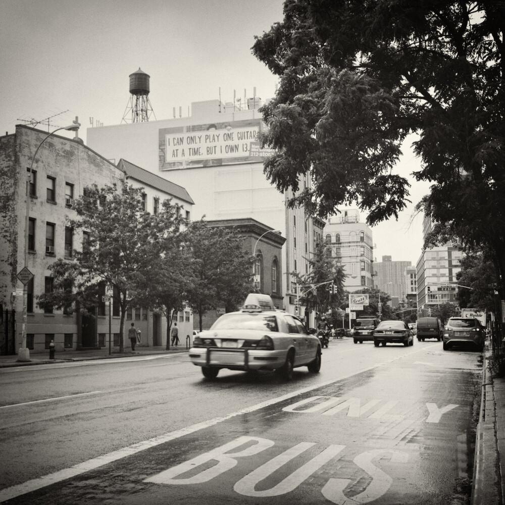 New York City - East Village - fotokunst von Alexander Voss