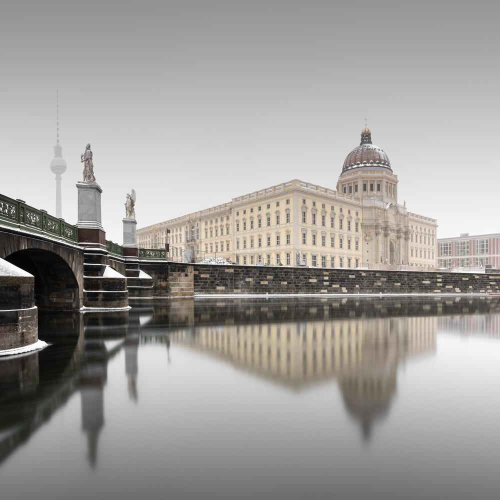 Frozen Palace   Berlin - Fineart photography by Ronny Behnert