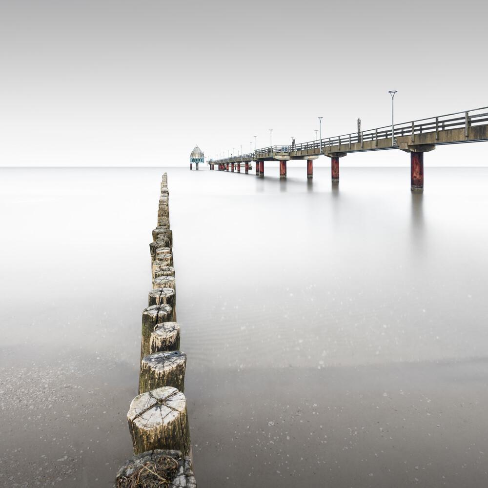 Zingst Pier   Ostsee - Fineart photography by Ronny Behnert