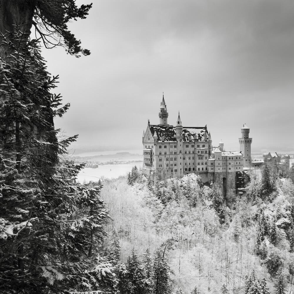 Neuschwanstein - fotokunst von Ronny Behnert