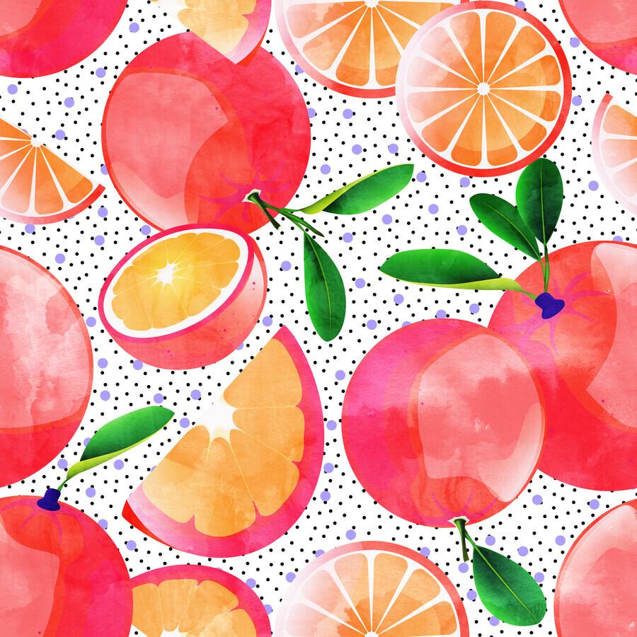 Citrus Love - Fineart photography by Uma Gokhale