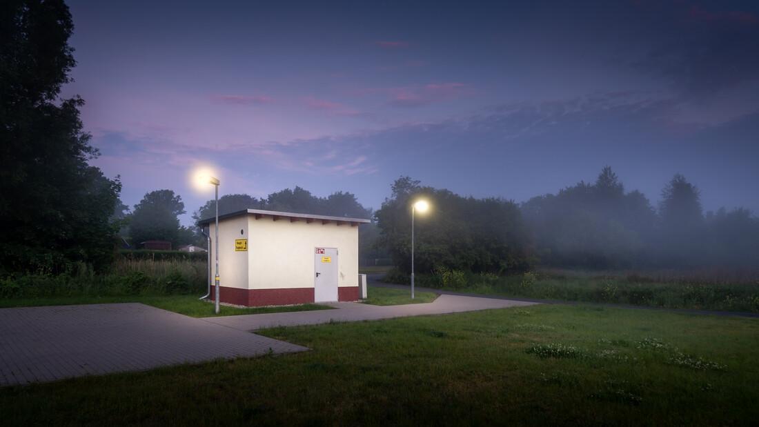 Unorte | Luckenwalde - fotokunst von Ronny Behnert