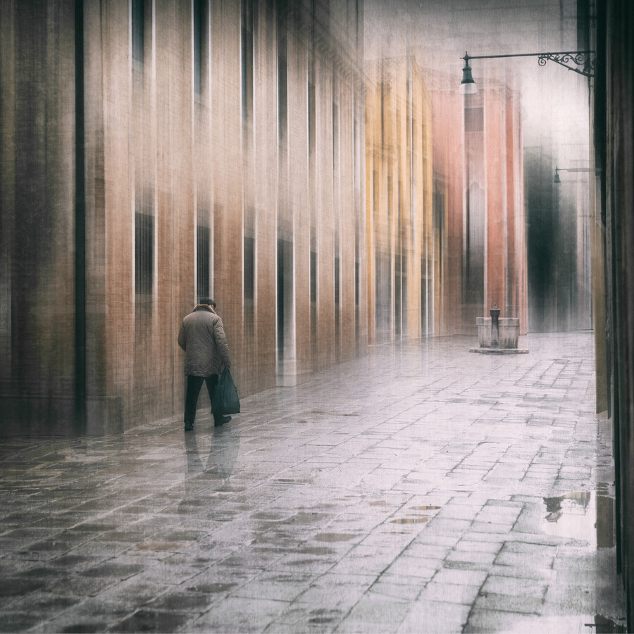 the resident - Fineart photography by Roswitha Schleicher-Schwarz