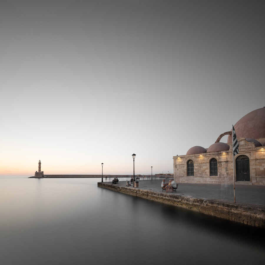 Kyuchuk Hassan Mosque Chania - Fineart photography by Dennis Wehrmann