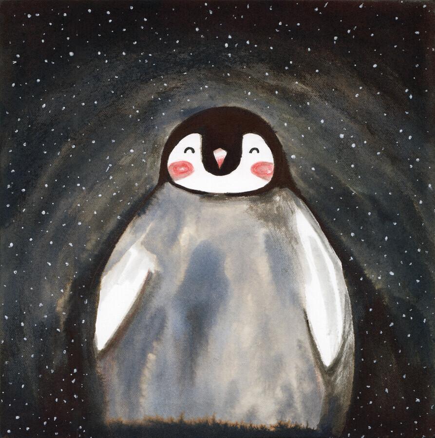 Happy penguin - Fineart photography by Marta Casals Juanola