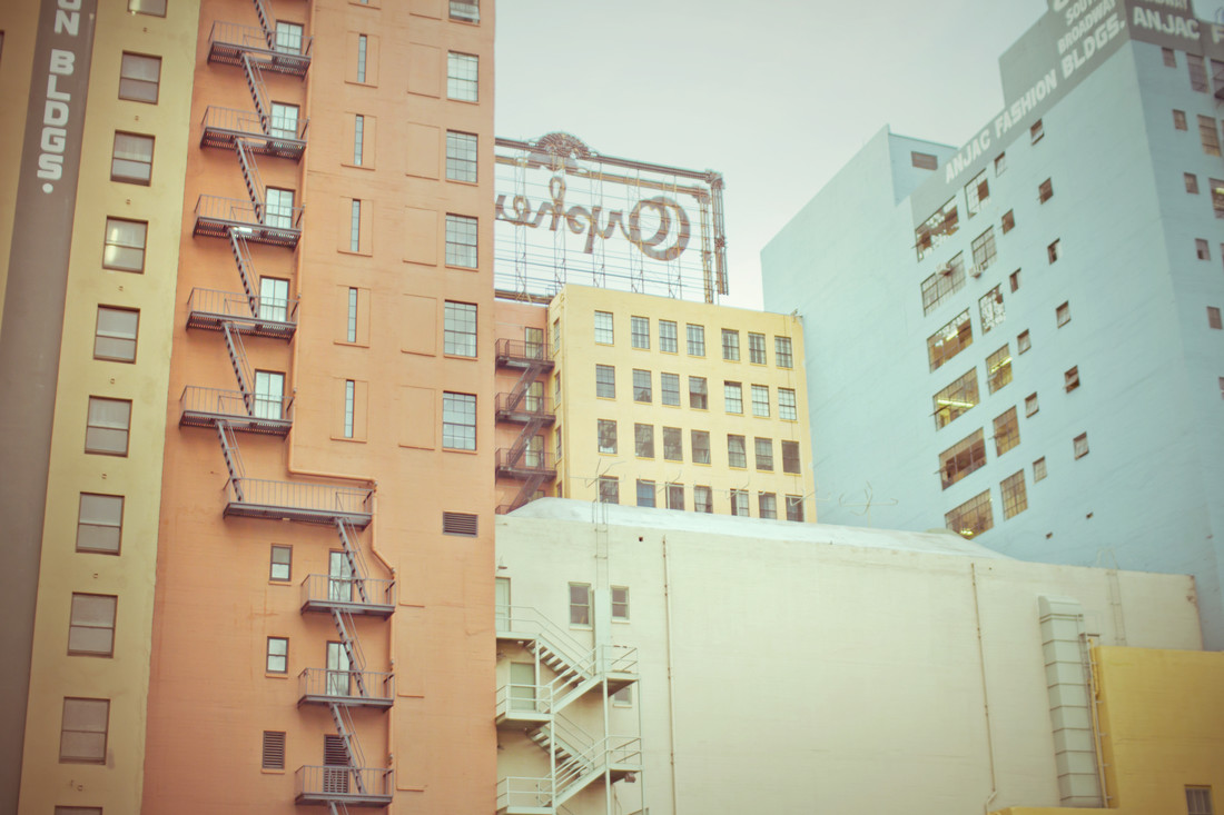 Los Angeles - Fineart photography by Erin Kao