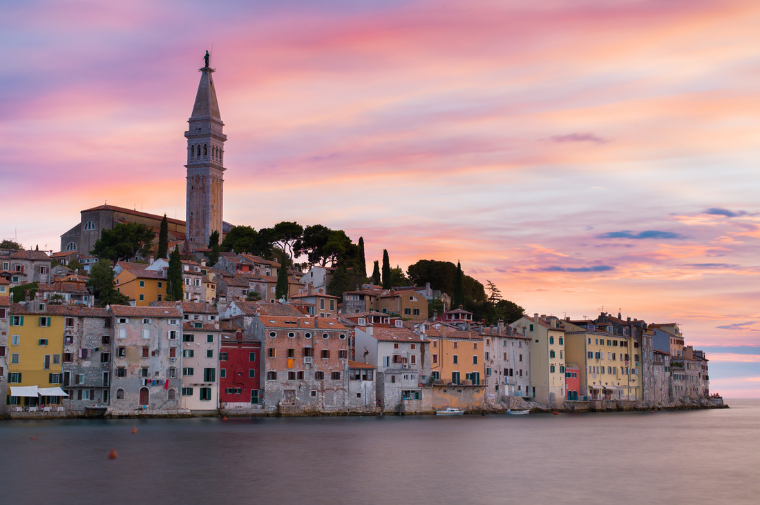 Rovinj - Fineart photography by Boris Buschardt