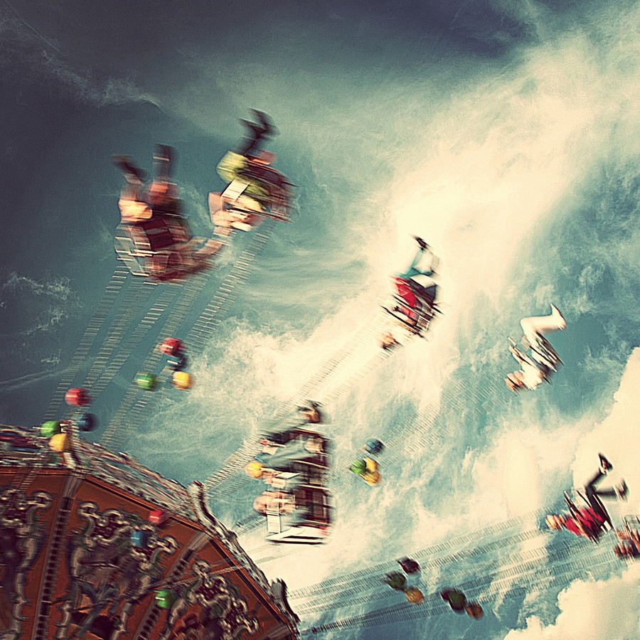 flying - Fineart photography by Jochen Fischer