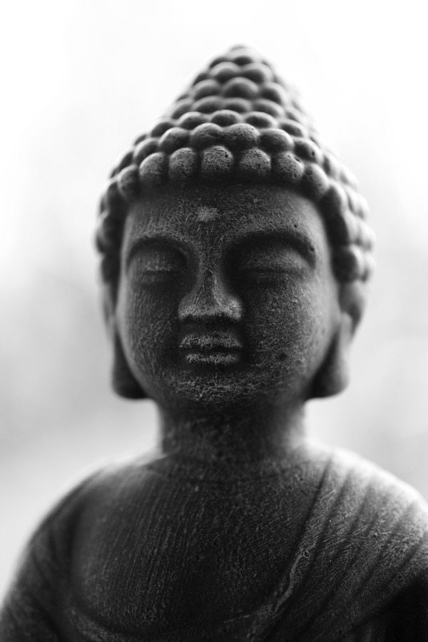 Buddha - Fineart photography by Anne Seltmann