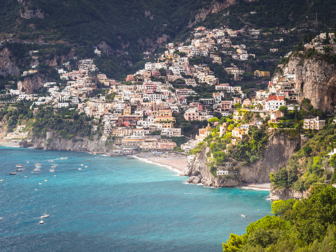 Positano - Fineart photography by Johann Oswald