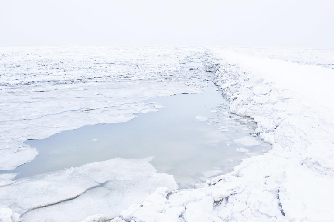Frozen Sea - fotokunst von Schoo Flemming