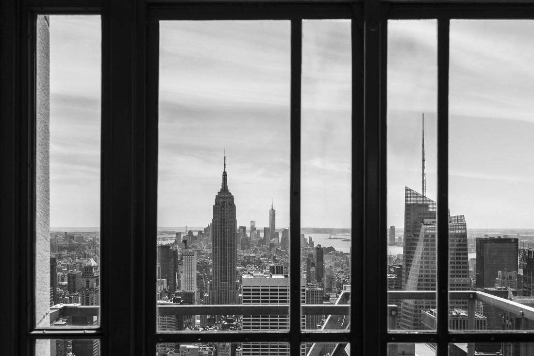 This is Manhattan - Fineart photography by Markus Braumann