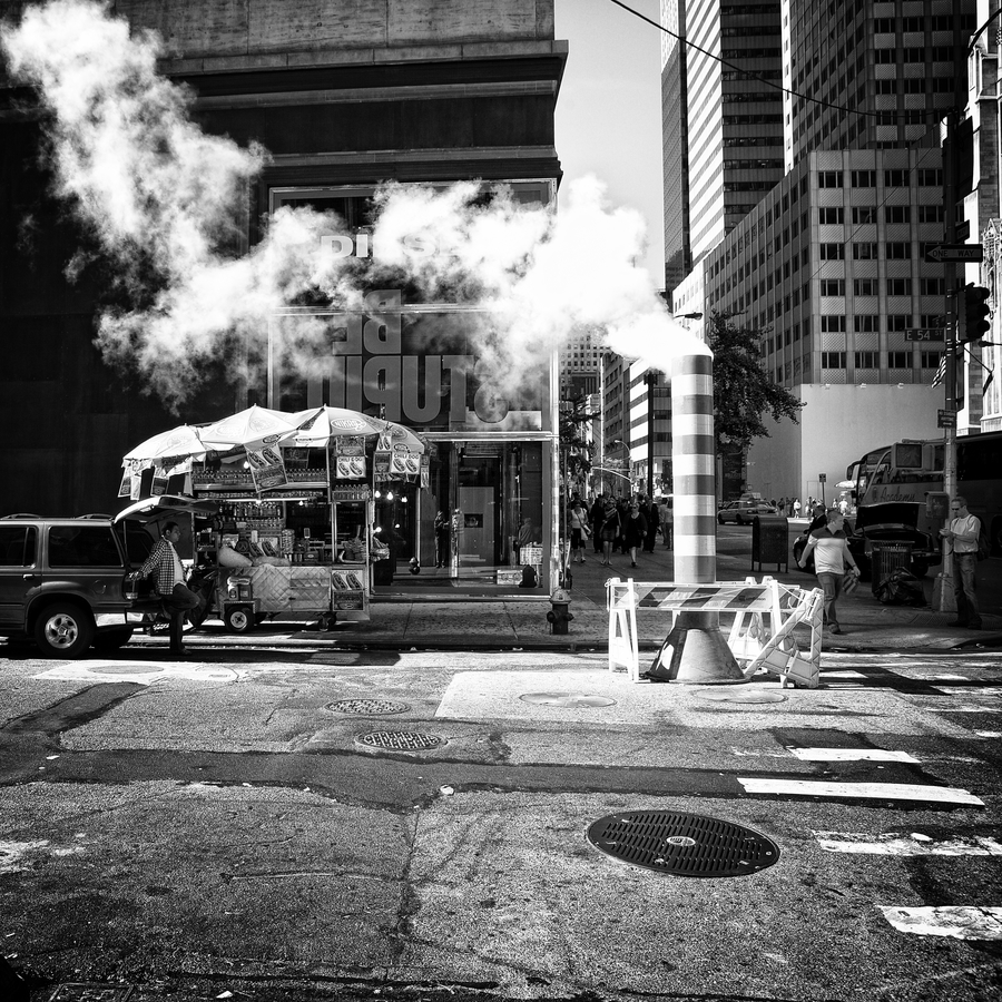 New York, again? #1 - Fineart photography by Norbert Gräf