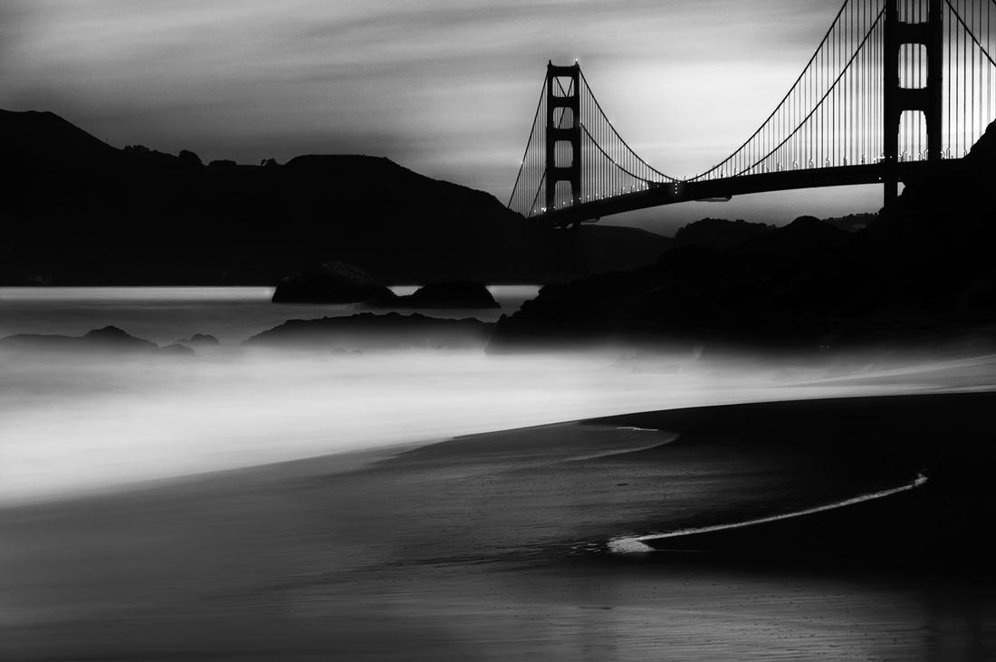 A Silent Morning - fotokunst von Rob van Kessel